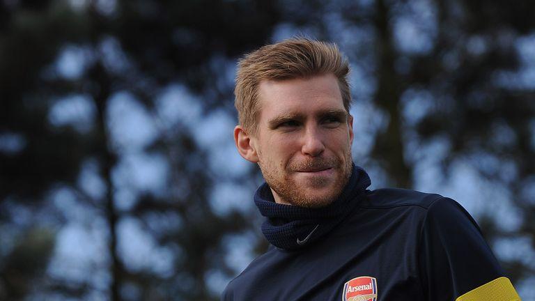 Per Mertesacker: Says he will be staying at Arsenal next season