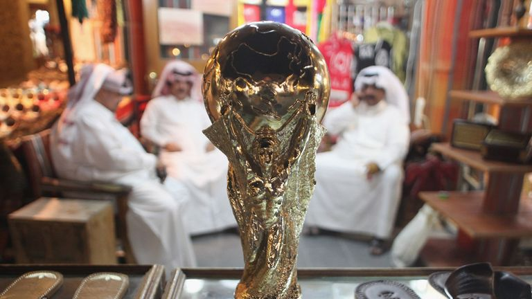 Qatar: World Cup hosts in 2022