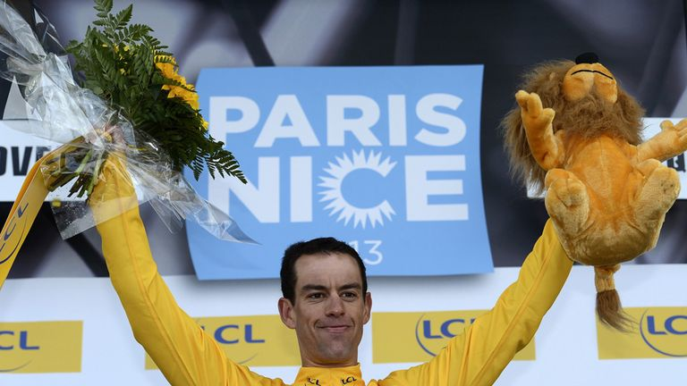 Richie Porte: One stage to go in the 'Race to the Sun'