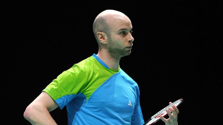 Robert Blair: Was last British player left in the competition in Birmingham