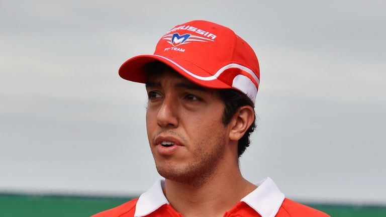 Rodolfo Gonzalez will appear in Practice One at Bahrain