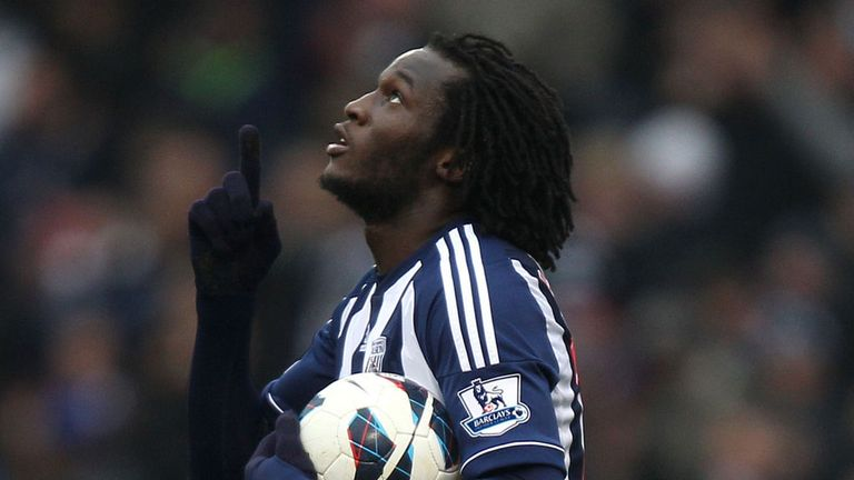 Romelu Lukaku: Striker has impressed on loan at West Brom