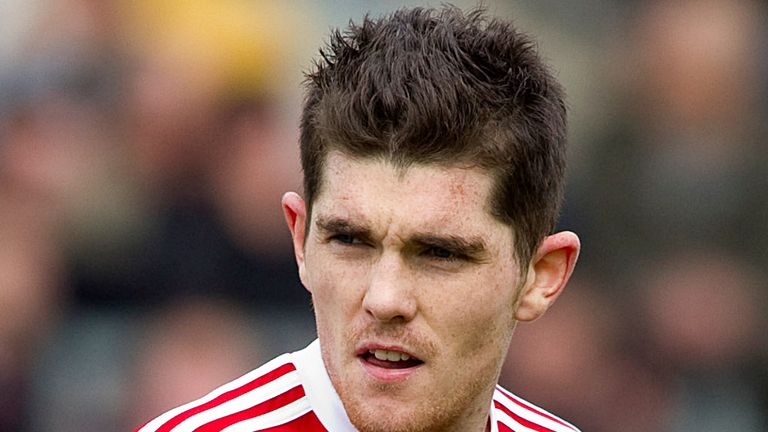 Ronan Murray: Handed fresh terms at Notts County