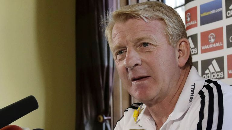 "Gordon Strachan: Vows Scotland will not produce another ""freak"" show on Tuesday"