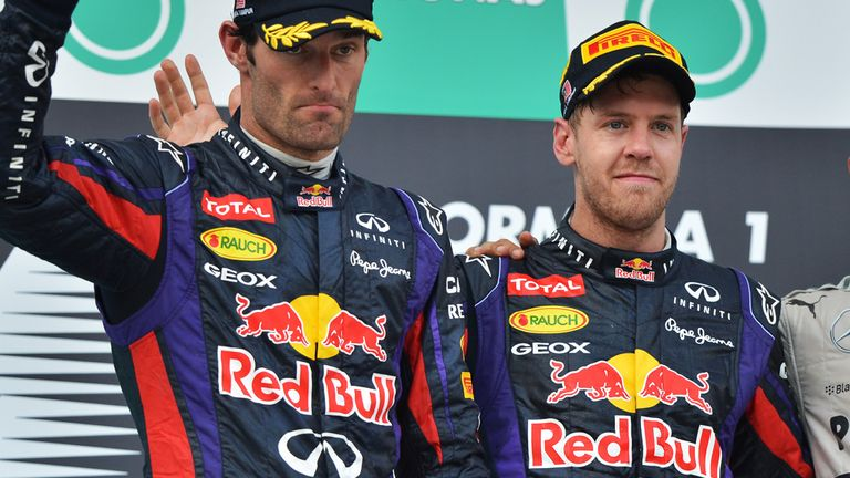 Sebastian Vettel: Beat Webber in highly controversial fashion