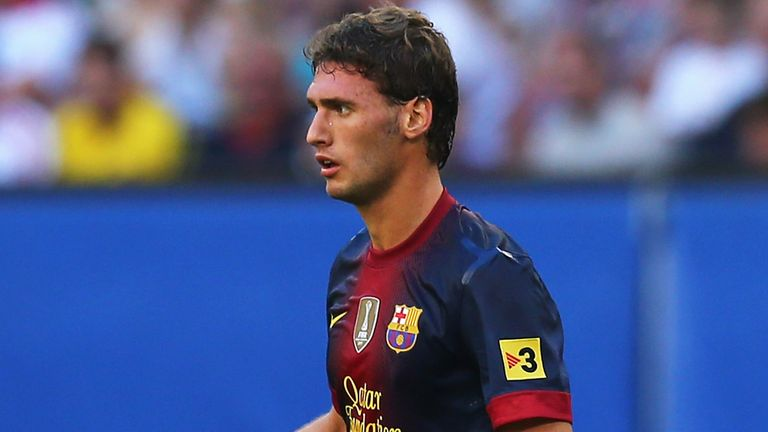 Sergi Gomez is another Barca loanee