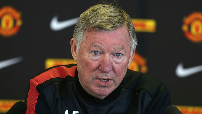 Sir Alex Ferguson: Manchester United could pick two different teams