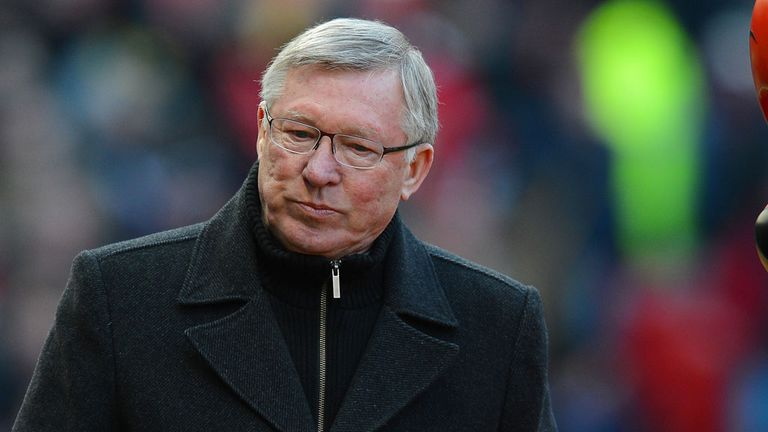 Sir Alex Ferguson: Says Manchester United are 'not going away'
