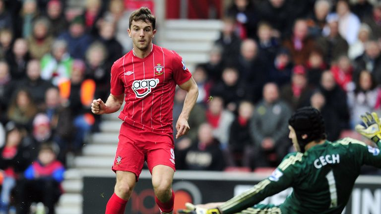 Jay Rodriguez: Tipped for an England call-up by Rickie Lambert