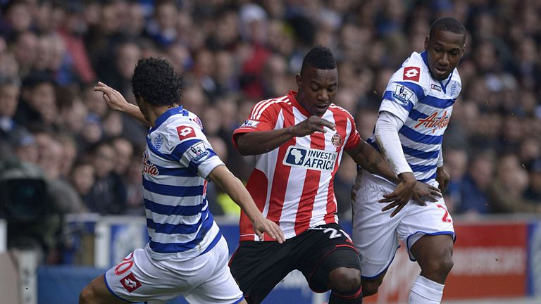 Stephane Sessegnon: Being treated for injury on Wearside
