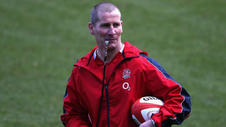 Stuart Lancaster: Released 10 players back to their club sides