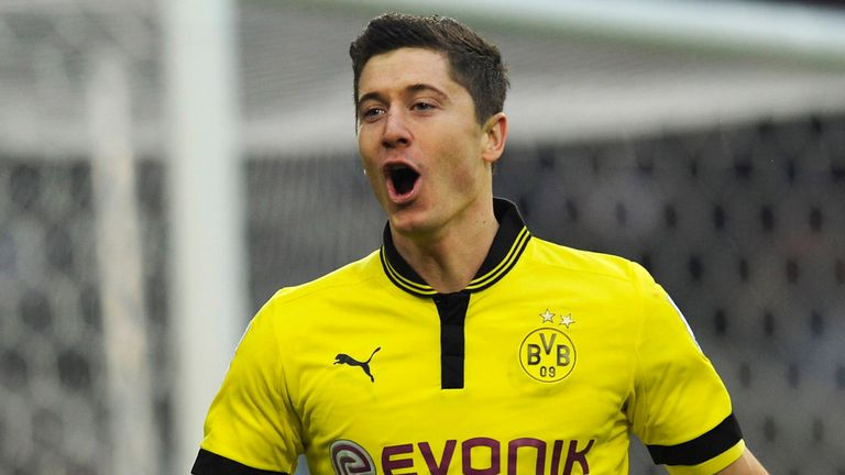 Robert Lewandowski: Continues to be linked with a big-money summer move