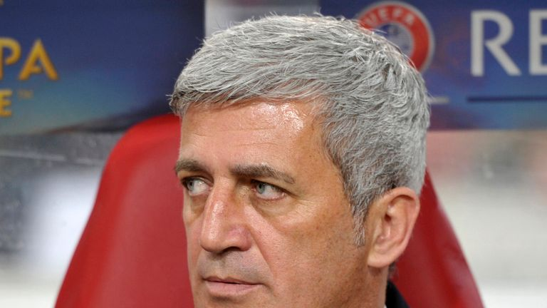 Vladimir Petkovic: Hoping for a better display from Lazio