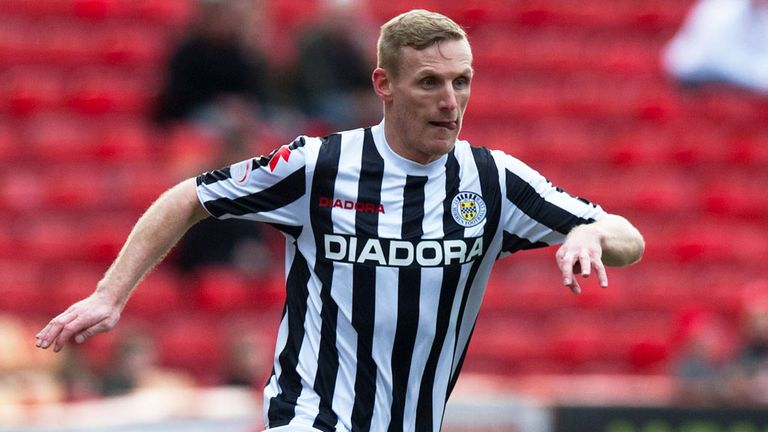 Gary Teale: Hoping to return against Celtic