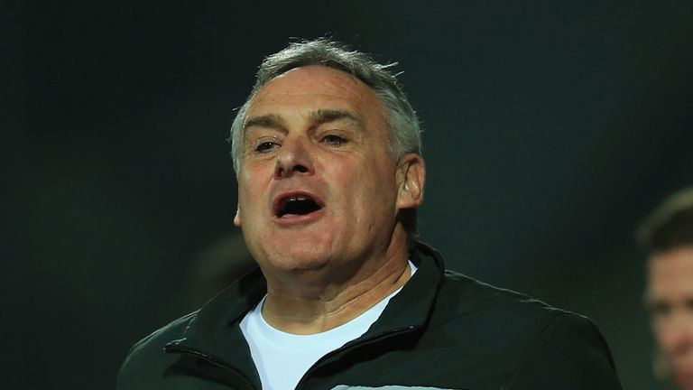 Dave Jones: Reflects on a tough campaign