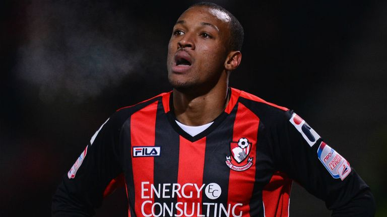 Wes Thomas: Back at Bournemouth and looking to make his mark