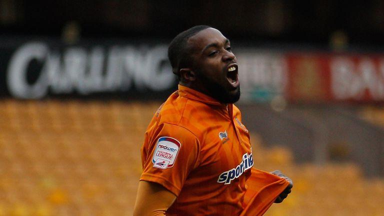 Sylvan Ebanks-Blake: Target for Leicester