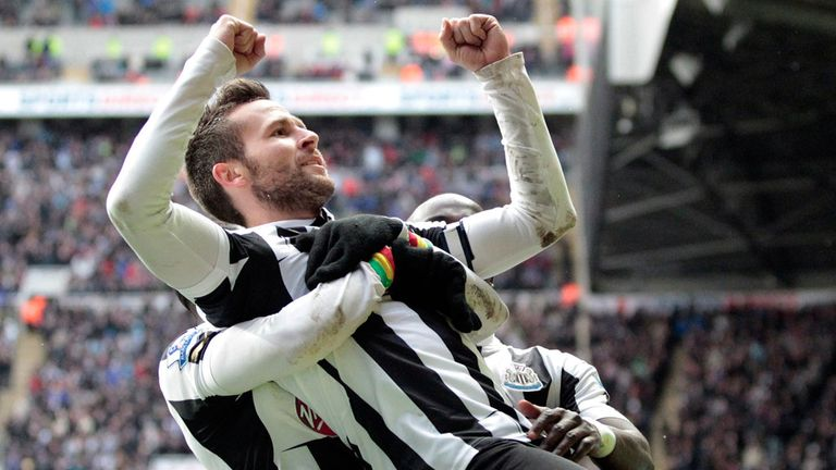Yohan Cabaye: Wanted by newly-promoted Monaco