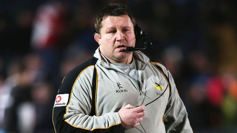 Dai Young: Wasps boss swoops for Jersey star