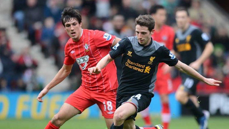 Joe Allen: Liverpool midfielder should be back for next season after successful shoulder surgery