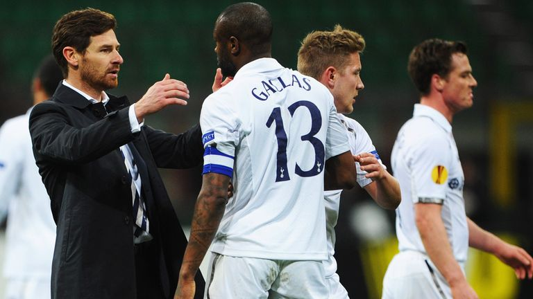 Andre Villas-Boas: Believes UEFA will clampdown on racist behaviour