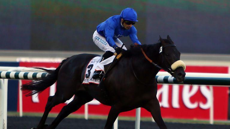 Cavalryman: Won in Dubai