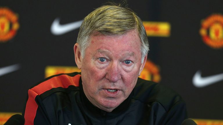 Sir Alex Ferguson: Felt his Manchester United players ran out of legs