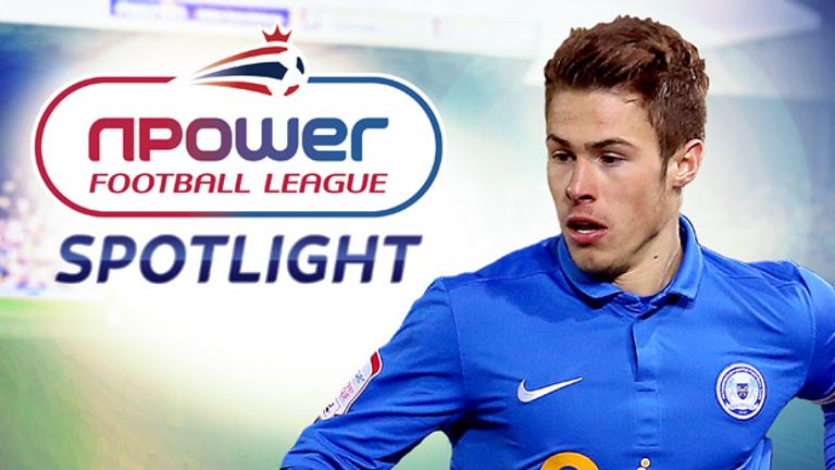 Tommy Rowe: Hoping to see Peterborough preserve their Championship status