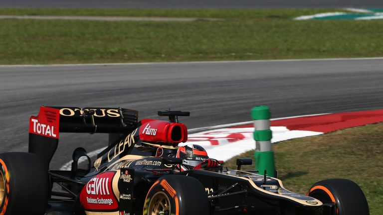 Raikkonen will start tenth at Sepang