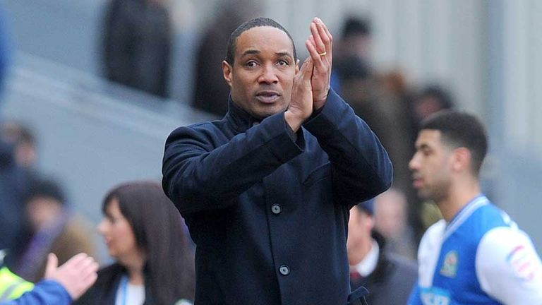 Paul Ince: Blackpool manager settles for a point on his return to Blackburn