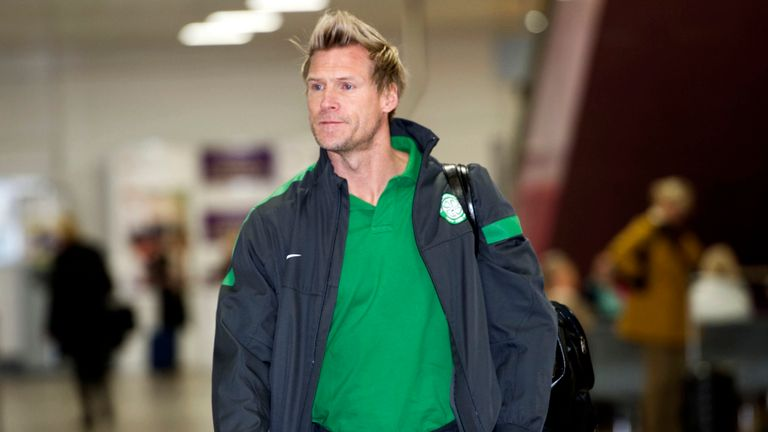Johan Mjallby: Says Celtic had to take strong action against fans