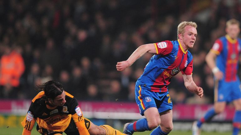 Jonny Williams: Crystal Palace midfielder joins Ipswich on loan