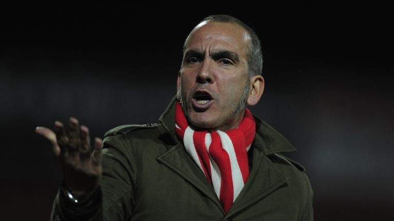 Paolo Di Canio: Strong favourite for Sunderland job