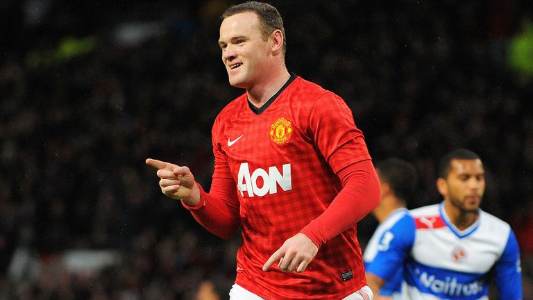 Wayne Rooney: Manchester United striker suffered a groin injury on international duty