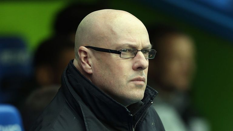 Brian McDermott: Style of football will be determined by the players he has