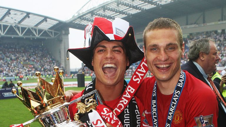 Nemanja Vidic: Tipping Cristiano Ronaldo to re-join him at Man United