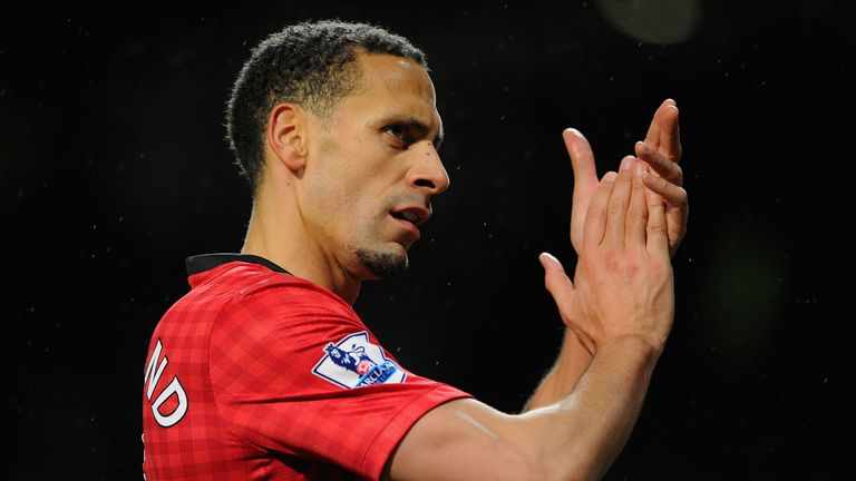 Rio Ferdinand: Earned the praise of Sir Alex Ferguson