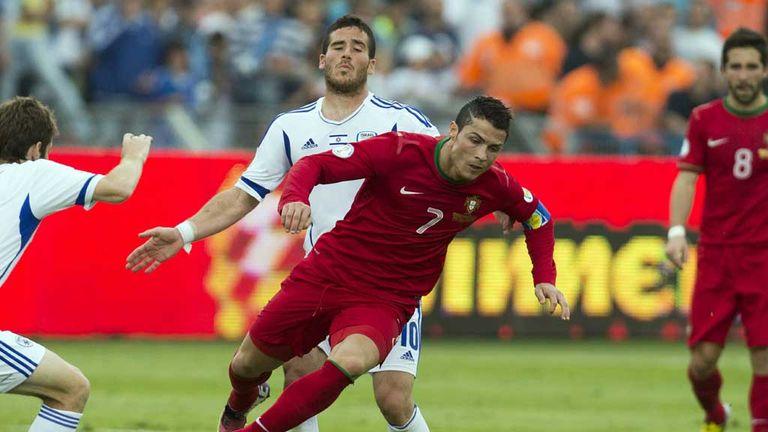 Cristiano Ronaldo: Suspended