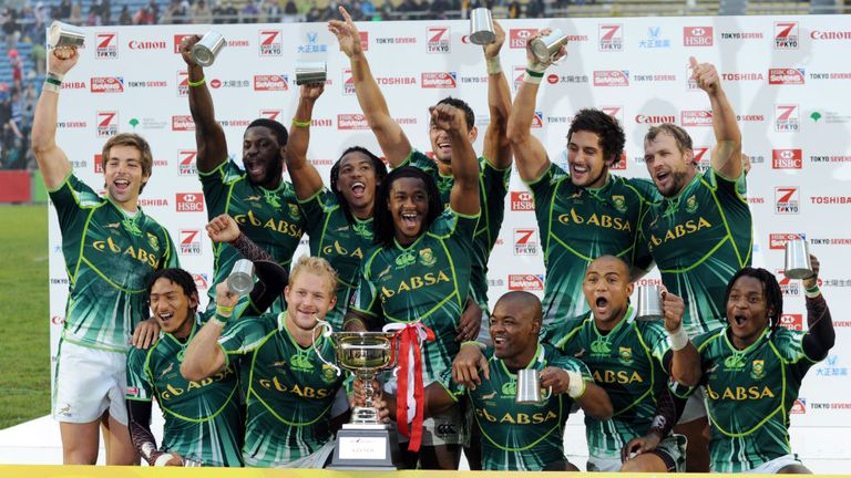 South Africa: Victory in Tokyo takes them into second place in the overall standings