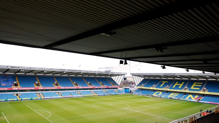 The Den: Jake Goodman remaining with Millwall