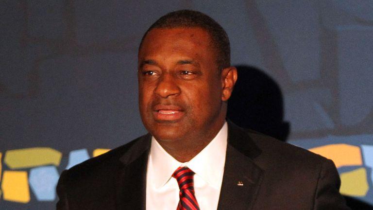 Jeffrey Webb: FIFA's new anti-racism chief