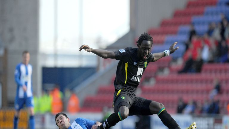 Kei Kamara: No hard feelings towards Stoke