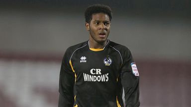 Ellis Harrison: Rewarded for Rovers form