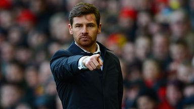 Andre Villas-Boas: The Spurs boss is ready to get back on track