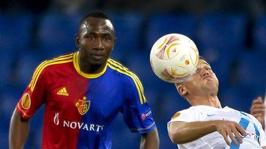 Jacques Zoua: The striker has signed for Hamburg despite West Brom interest