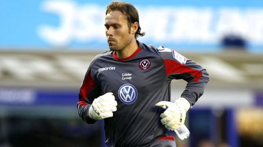 Steve Simonsen: Has moved to Rangers