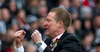 Gary Locke: Missed chances at 1-0 up cost Hearts