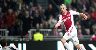 Ajax finish on a winning note