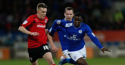 Jeffrey Schlupp: Linked with Swansea switch