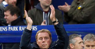Harry Redknapp: Hoping to guide QPR back into the Premier League